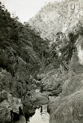 Down Hollander's Creek to Tuglow Falls