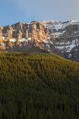 Peak Light in Banff (Ken Krach Photography) Tags: banffnationalpark