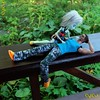 №481 (OylOul) Tags: 16 action figure damtoys hottoys custom monster high doll