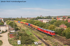 2017.09.16 | 600 008-1 | Nagyvárad-Oradea by Davee91 - 40675 (Zeebrugge - Oradea Est)