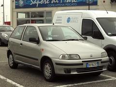 Fiat Punto 85 16v Stile 1999 (LorenzoSSC) Tags: fiat punto 85 16v stile 1999