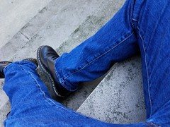 1460 Dr Martens and Levis 501 (DrMartens_Fan) Tags: sanfrancisco levis501 levis drmartens docmartens docs 1460