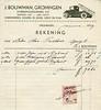 Groningen Paterswoldseweg 210 J. Bouwman voerwerken, handel in zand, grint en puin 1939 (hjrnoorden) Tags: paterswoldseweg jbouwman spijk