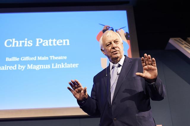 Chris Patten