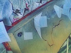 """Exploration Lebensborn (Spring of Life): Guest Questionnaires: """"Helga female age 50 departure 14. 3. 1995 rooms: suitable"""" Also Cardinal Innitzer was here. Morawa Lieferschein, Gästefragebögen Helga 50: Zimmer zweckmäßig. Auch Kardinal Innitzer war hier. (hedbavny) Tags: unterwegs formular liste bett bettfeder aufhängung bed liege couch red rot scharlach scharlachrot kardinalsrot violet braun brown beige gelb yellow weis white green grün holz wood verwittert kleiderbügel vorhang curtain papier paper schrift handschrift kritik bewertung befragung frage question answer antwort writing broken zerbrochen gebrochen abgebrochen bruch schmutz dirt exploration erkundung geschichte history lebensborn abandoned decay verfall lostplaces geschlossen verlassen closed lungenheilanstalt sonne sommer summer hochsommer midsummer hedbavny ingridhedbavny austria österreich loweraustria niederösterreich wien vienna"""