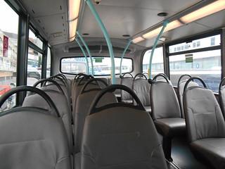 First West of England ADL Enviro 400 Interior