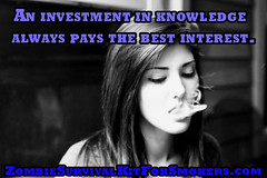 Sexy-girl-An investment in knowledge always pays the best interest. (ZombieSurvivalKitForSmokers) Tags: dugout one hitter zombiesurvivalkitforsmokers marijuanapipe dugoutpipe motivational zombie inspirational zombiesurvivalkit survivalkit weedpipe marijuana reefer weed dope green ganja dragons survival kit madeinusa madeinamerica