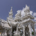 Wat Rong Khun, Chiang Rai, Tailandia