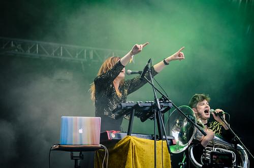 2017 - OFF Festival Katowice (POL) (256) - Anna Meredith