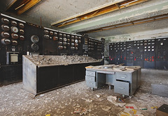 Control Group (jgurbisz) Tags: jgurbisz vacantnewjerseycom abandoned nj newjersey newark city powerplant essexgeneratingstation power