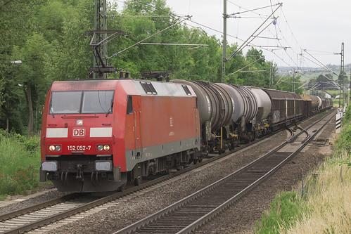 D DBC 152 052-7 Hattenheim 17-06-2017
