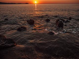 Sunrise, Monemvasia