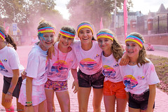 The Color Run - Pink lane (Red Cathedral [FB theRealRedCathedral ]) Tags: sonyalpha a77markii a77 mkii eventcoverage alpha sony colorrun sonyslta77ii slt evf translucentmirrortechnology spartacusrun mudrun ocr strongmanrun obstaclerun redcathedral streetart contemporaryart streetphotography belgium alittlebitofcommonsenseisagoodthing thecolorrun powder brussels bruxelles brussel colourrun holi havenlaan tourtaxis girlsrunning pink roze thehappiest5kontheplanet