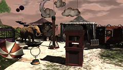 Style1528 (Kayshla Aristocrat) Tags: madpea circus gacha imaginariumevent photography blogger secondlife kayshlaaristocrat