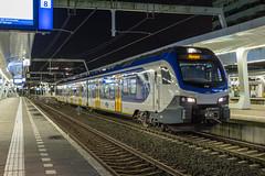 NSR FLIRT 2209 Arnhem Centraal (Hans Wiskerke) Tags: arnhem gelderland nederland nl