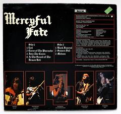 A0270 MERCYFUl FATE Melissa Roadrunner (vinylmeister) Tags: heavymetal thrashmetal deathmetal blackmetal vinylrecords vinyl schallplatte disque gramophone album albumcoverphotos