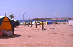 Camping In Sharm El Sheikh, the only one, 3 years after the return of Sinai to Egypt ... (berniedup) Tags: sharmelsheikh egypt camping sinai