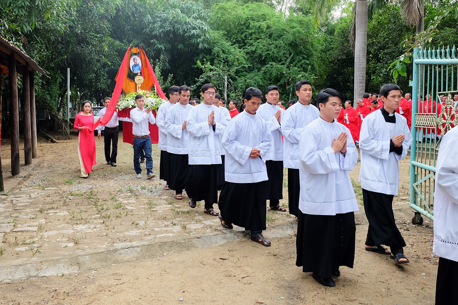 Le Anre Phu Yen va DH Giao Ly 2017-2