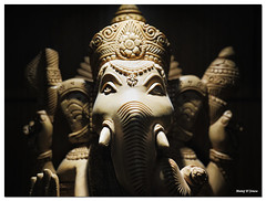 Lord Ganesha (Manoj D'Souza) Tags: ganesha deity scripture asia religion elephant statue india ancient hinduism culture indegenious indian god vinayaka ganapathi shiva son head manojdsouza dsouza dsouzaphotography manoj