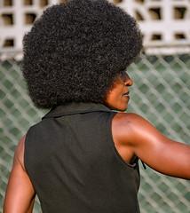 AfroSheen 2017 (luqmac) Tags: oaklandartandsoulfest artandsoulfestival2017 oakland california frankhogawaplaza oaklandcitycenter downtownoakland nikond610 blackpeople afro nikoncameras bayarea