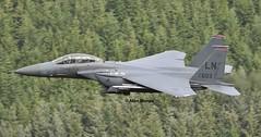 USAF F-15E, DAWG Flight, 494th Fighter Squadron, Second Jet, Tail No: 91-603 (alanmoran91) Tags: tamron tamron150600mm tamron150600 150600mm nikon nikond7200 d7200 usaf usa aircraft jet f15 mcdonnelldouglasf15 mcdonnelldouglas lowlevelflying lowflying lfa7 wales snowdonia 494th panthers 48fw raflakenheath