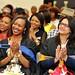 Deputy Minister Stella Ndabeni-Abrahams addresses NEMISA Mpumalanga Radio Production Learnership Graduation