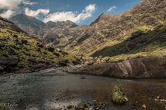 End of Loch Coruisk (KazzT2012) Tags: elgol lochcoruisk isleofskye scotland skye mountains canoneos70d may