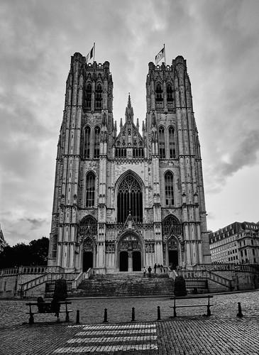 Brussels, Sint-Michiels en Goedelekathedraal