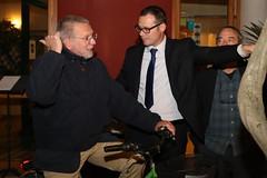 Massimo Cirri e Riccardo Mortandello