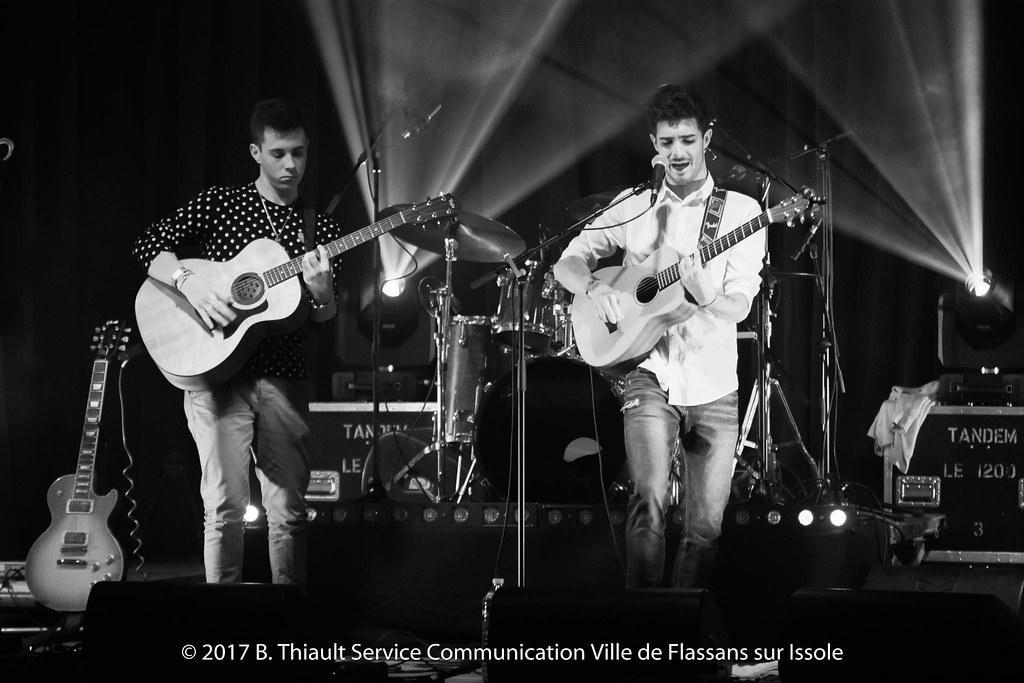 Concert du Zivéli Orkestar 22-09-2017