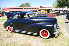 1946 Chevrolet (bballchico) Tags: 1946 chevrolet fleetmaster brianmorrow billetproof carshow