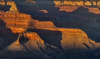 *Grand Canyon @ last sunrays*