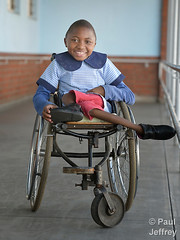 Wheelchairs aid mobility in Zimbabwe (darkmoondota4) Tags: africa african zimbabwe zimbabwean disability disabilities handicapped livingwithdisability livingwithdisabilities health mobility wheelchair jairosjiri cbm cbmus usaid girl school student rehabilitation access accessibility harare