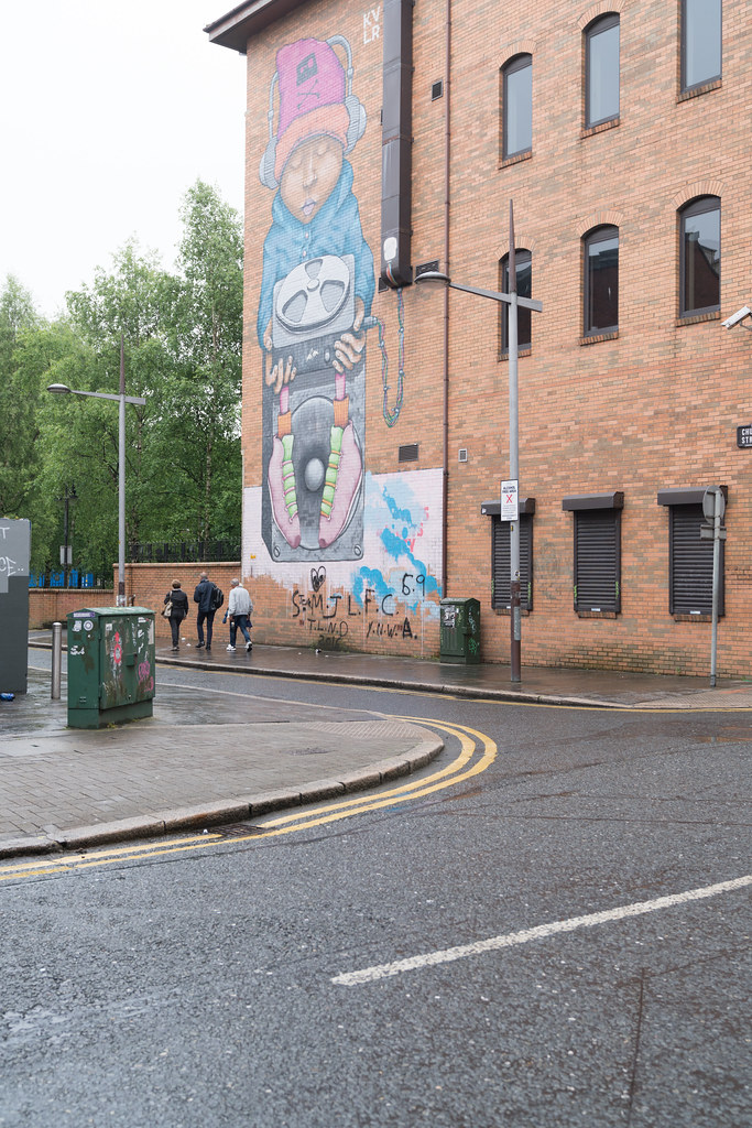 EXAMPLES OF URBAN CULTURE IN BELFAST [STREET ART AND GRAFFITI]-132921
