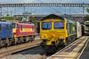 Close!!! (jmc-223) Tags: westcoastmainline wcml tamworth westcoasttrentvalley trentvalley freightliner class66 66510 intermodal