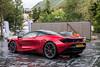McLaren 720S (Nico K. Photography) Tags: mclaren 720s supercars red combo nicokphotography switzerland rain andermatt