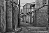 Bukhara01-b (alanchanflor) Tags: canon pueblo pobreza monocrotmática hdr tristeza bukhara asia uzbequista calle casas