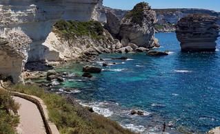 ... where Napoleon was born... Corsica