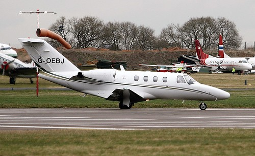 G-OEBJ Cessna 525 CVT(3) - Copy