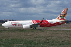 vtaxetaabhx040806 (LHR Photos) Tags: vtaxe b737 air india express bhx