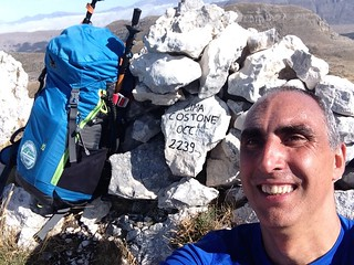 30/09/2017 - Costone, vetta occidentale, 2239 m
