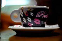 Take a break (stefanmilosavljevic) Tags: cappuccino coffee mug colour fujifilm pancolar 18 wide pixco focal reducer