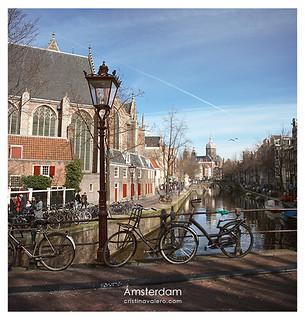 Las calles de Ámsterdam