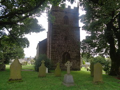 Saint Margarets Church (Church of England), Wetton, Staffordshire
