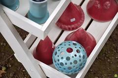 Holey (petrOlly) Tags: europe europa germany deutschland toepfermarkt pottery rheydt schlossrheydt schloss moenchengladbach handmade object objects decoration