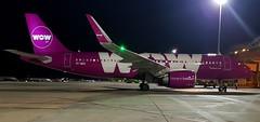 TF-NEO 1St WOW A320 NEO (Martin J. Gallego. Siempre enredando) Tags: aviacion avion airplane plane iberianspotters leal alicante alc tfneo wow wowair airbus a320 airbusa320 airbus320 a320neo
