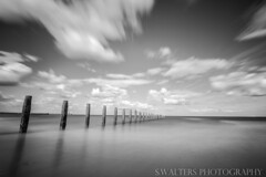 Blyth Beach (sidrog28) Tags: beac beach black white blackandwhite long exposure nikon newcastle uk north northeast northumberland