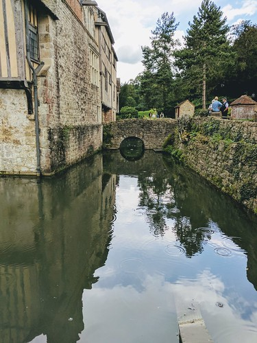 The Moat, Ightham Mote
