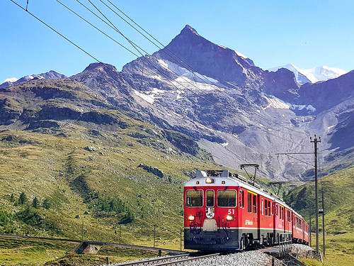 Bernina-Bahn (1)