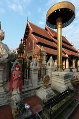 """Wat Pra That Lampang Luang (g e r a r d v o n k เจอราร์ด) Tags: artcityart art asia asia"""" asian archtecture architecture buddha canon city colour canon5d3 dak expression eos earthasia flickrsbest fantastic flickraward golden lifestyle land lampang ngc newacademy outdoor totallythailand photos reflection stad this travel thailand thai tempel temple unlimited uit urban whereisthis where wat yabbadabbadoo y"""